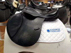 "17½"" Berney Grand Prix International General Purpose / Jump Saddle - Saoirse Saddlery"
