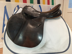 "CLEARANCE 18½"" Stubben Siegfried Jump / General Purpose Saddle - Saoirse Saddlery"