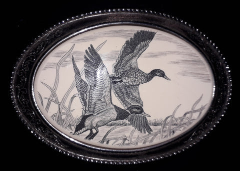 Barlow Belt Buckle - Saoirse Saddlery
