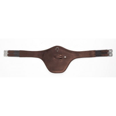 Full Grain Leather Stud Girth - Saoirse Saddlery