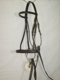 Racing Bridle - Saoirse Saddlery