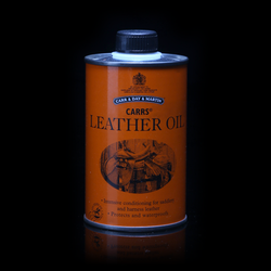 Carrs Leather Oil - Saoirse Saddlery