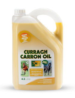 Curragh Carron Oil - Saoirse Saddlery