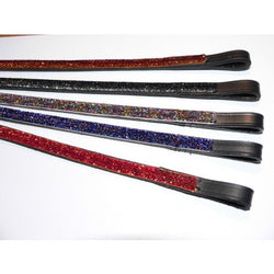 Glitter Browband Set - Saoirse Saddlery