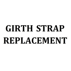 # Girth Strap Replacement - Saoirse Saddlery