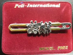 Horse & Carriage - Stock Pin - Saoirse Saddlery