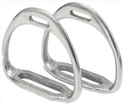 Aluminium Racing Irons - Saoirse Saddlery