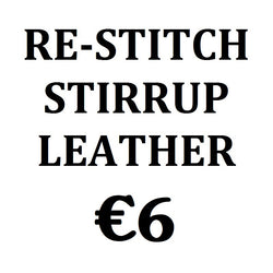 # Re-Stitch Stirrup Leather - Saoirse Saddlery