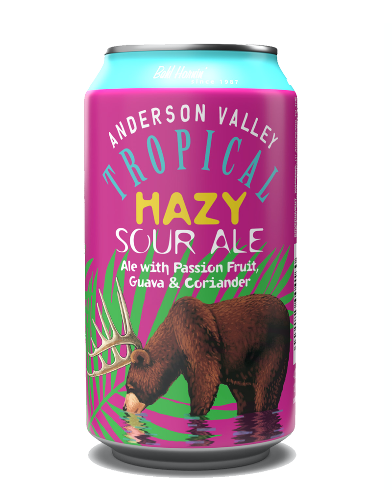 Tropical Hazy Sour Ale