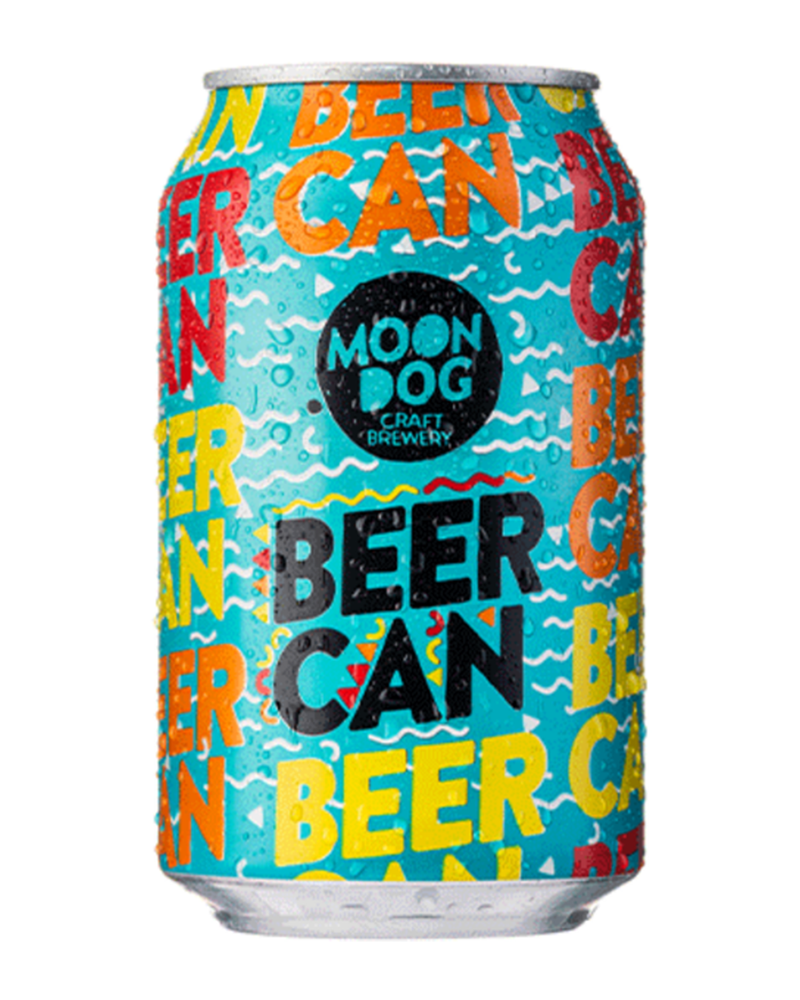 Beer Can Tropical Lager