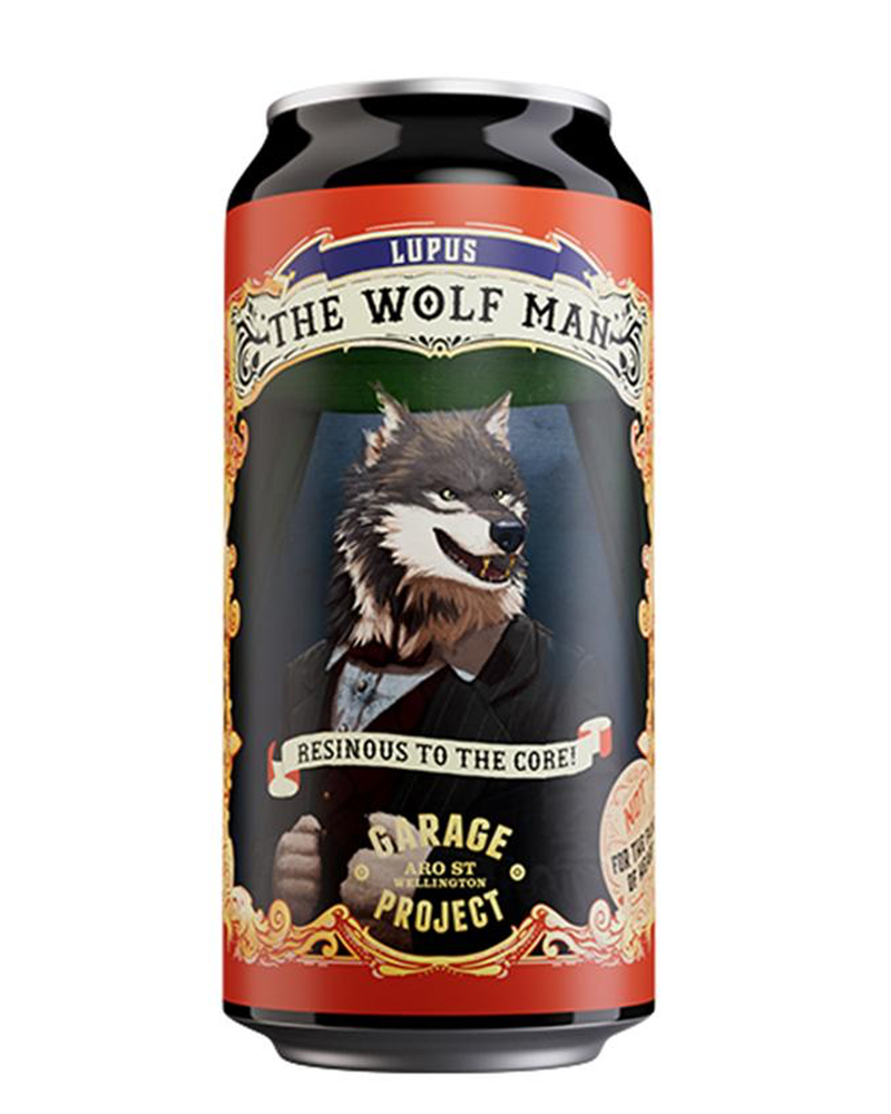 Lupus the Wolfman American Imperial IPA