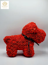 Load image into Gallery viewer, Luxury  Red Forever Rose Dog