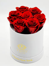 Load image into Gallery viewer, Classic Round Red Roses