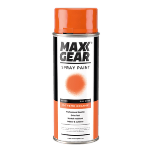 Maxx Gear X-treme orange