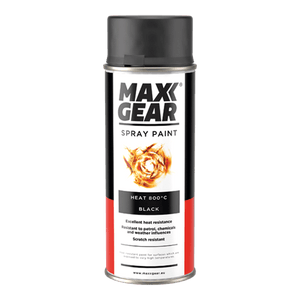 maxx gear heat 800°C black