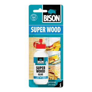 Bison super wood glue d3 puuliima 75g