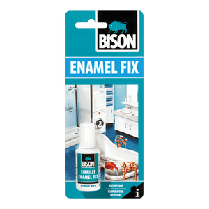 bison enamel fix