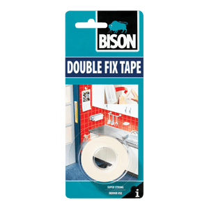 Bison double fix tape