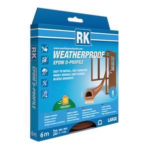 RK WEATHERPROOF brown 6m