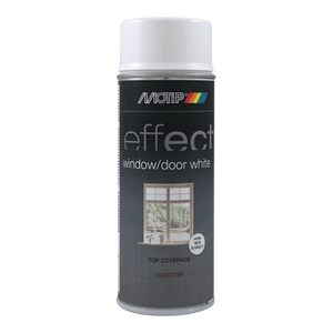 motip EFFECT WINDOW/DOOR SPRAY WHITE NCS