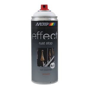 motip EFFECT RUST STOP 4 IN 1 WHITE