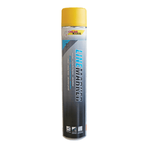 motip COLORMARK LINEMARKER TRAFFIC YELLOW 750ML