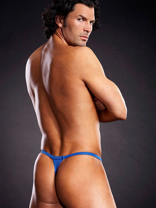 Men's Sexy T Back Thong By Blue Line