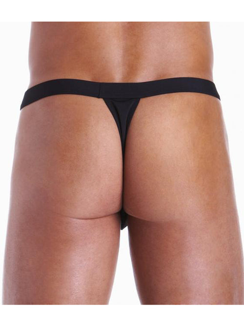 Men's Sexy Full Pouch Thong By Hustler