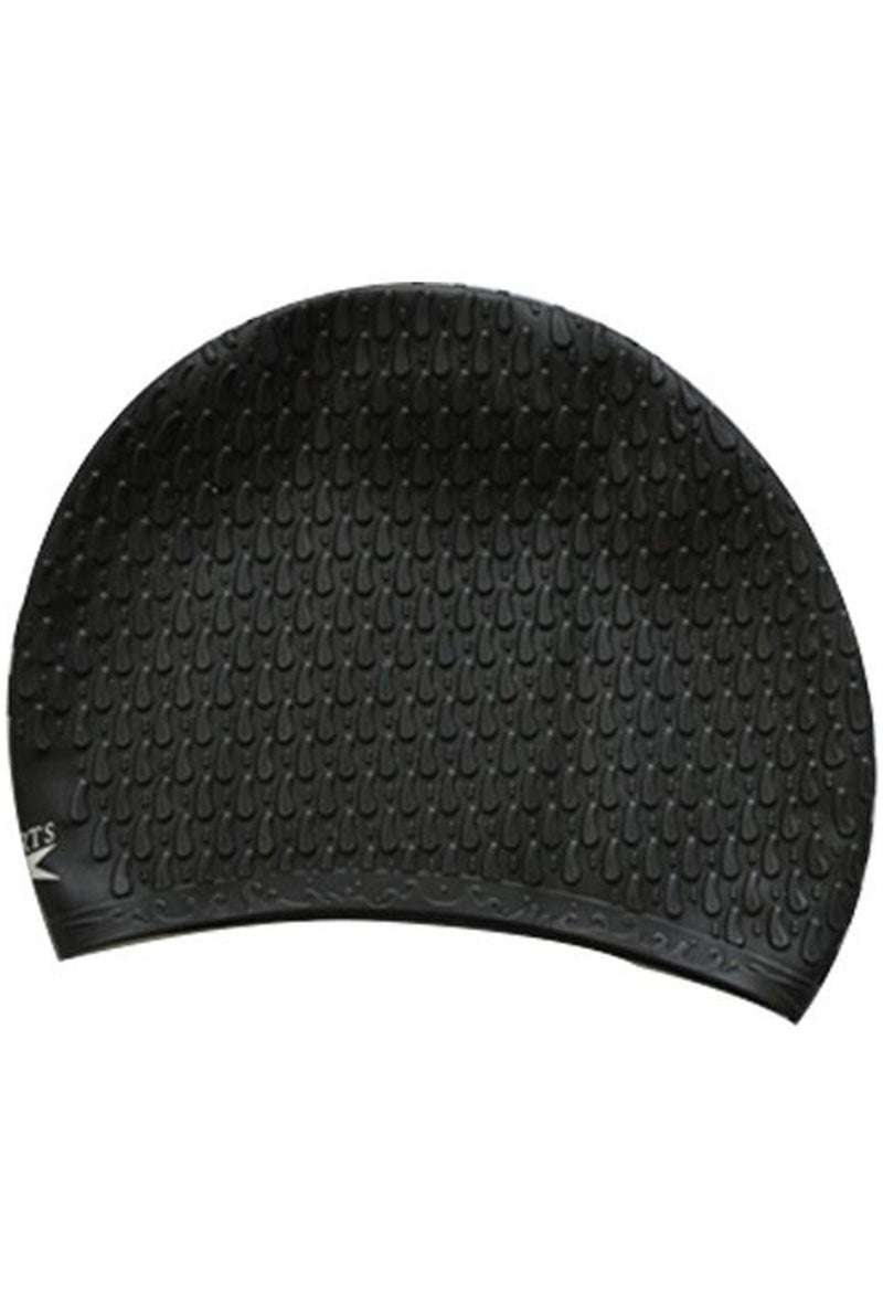 Unisex Silicone Swimming Cap For Long Hair - Multiple Colour Options