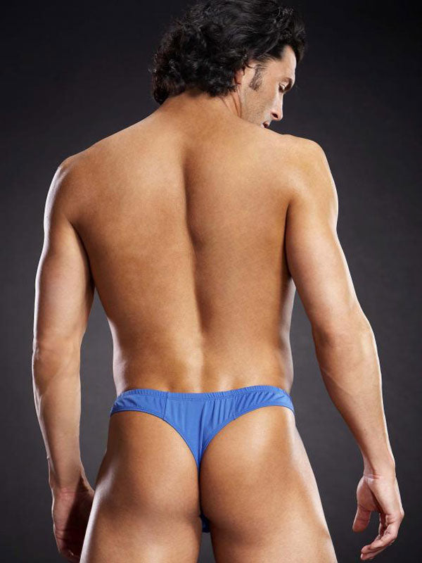 Men's Sexy Thong By Blue Line