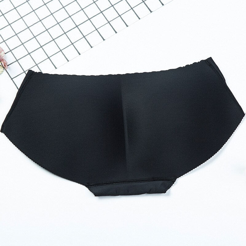 Women Padded Butt Panties - Butt Shapewear