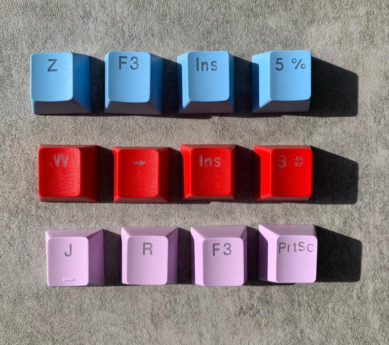 BUNDLE ABS Keycaps