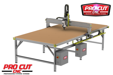 CNC ROUTER TABLES