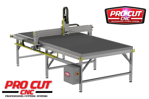 Heavy Duty CNC Plasma Tables