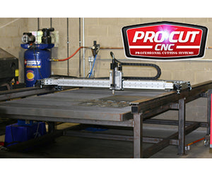HD5100G 5'x10' CNC Gantry Kit