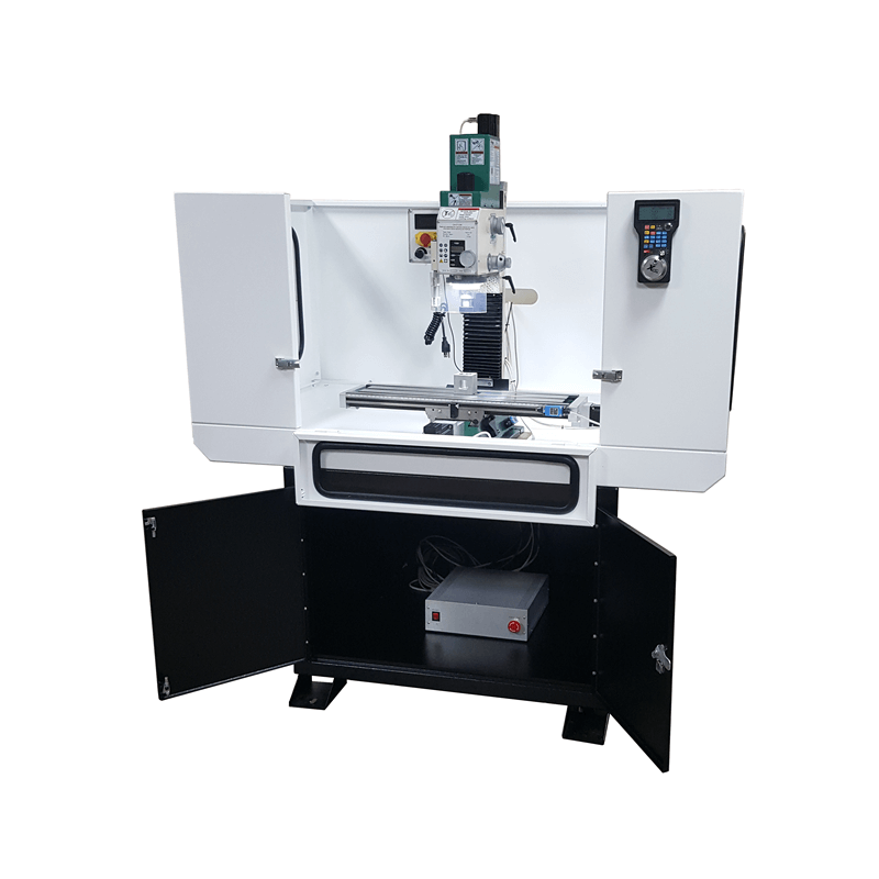 G0704 CNC Mill with Enclosure