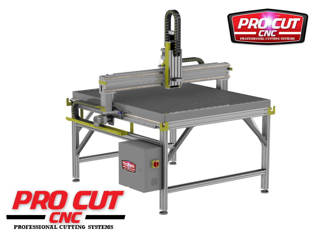 PRO4400P 4'x4' PLASMA READY TABLE