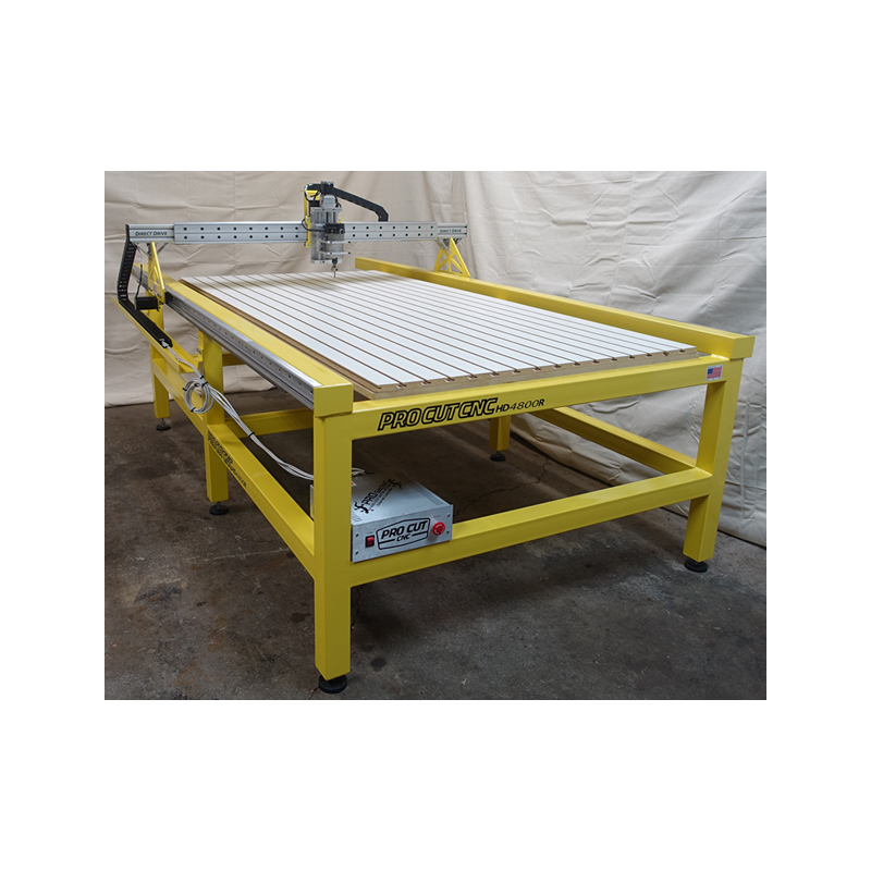HD4800R 4'x8' ROUTER READY TABLE