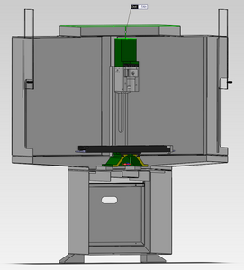 PM-25MV CNC Mill with Enclosure