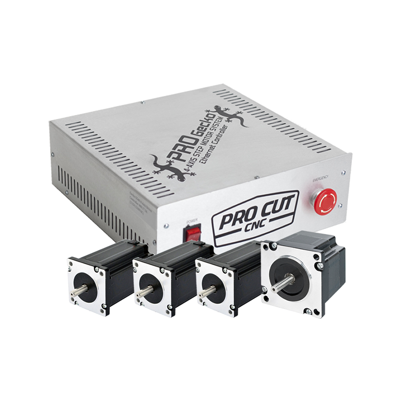 Servo-Tec Mill 4-Axis Stepper Motor Controller