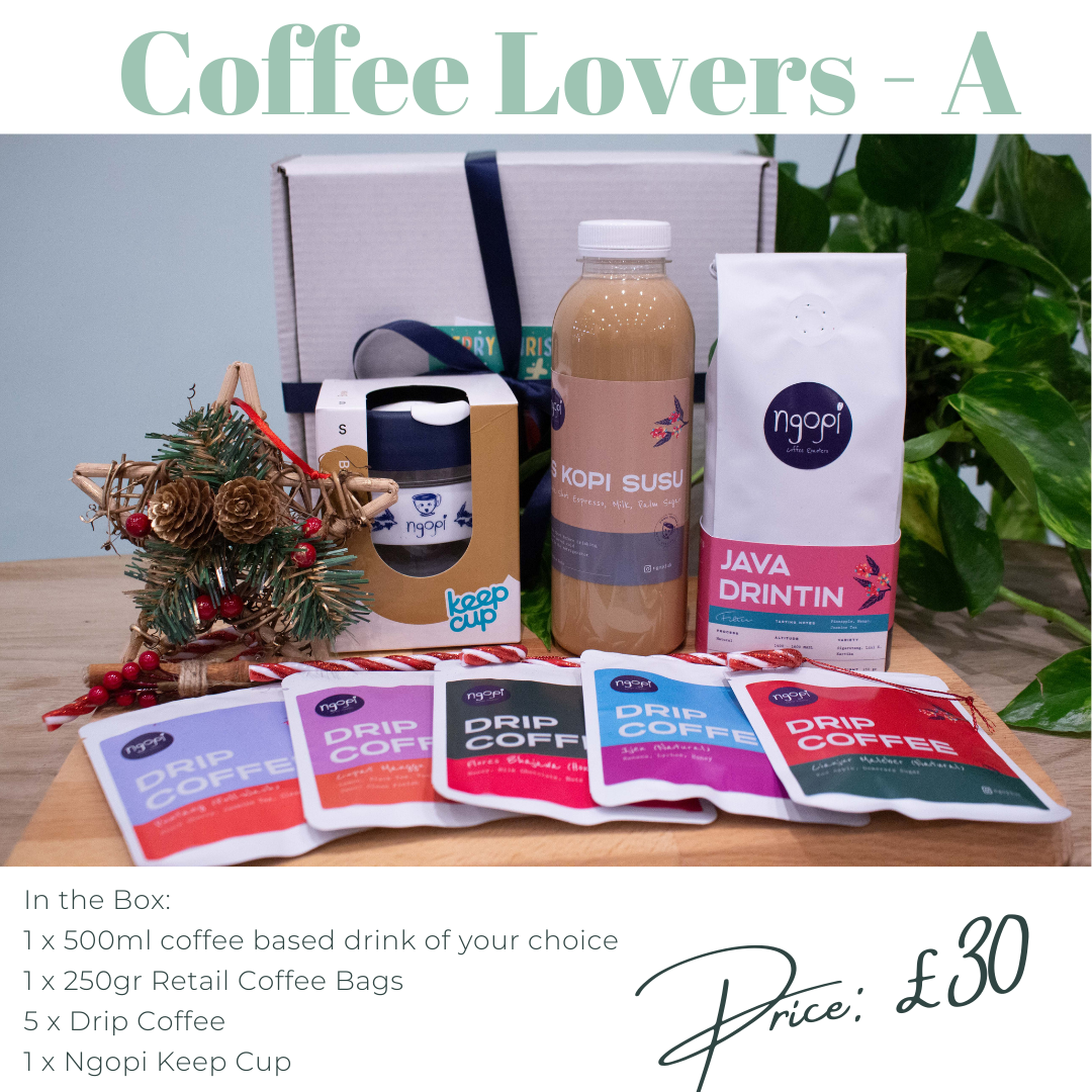 Gift Sets: Coffee Lovers A