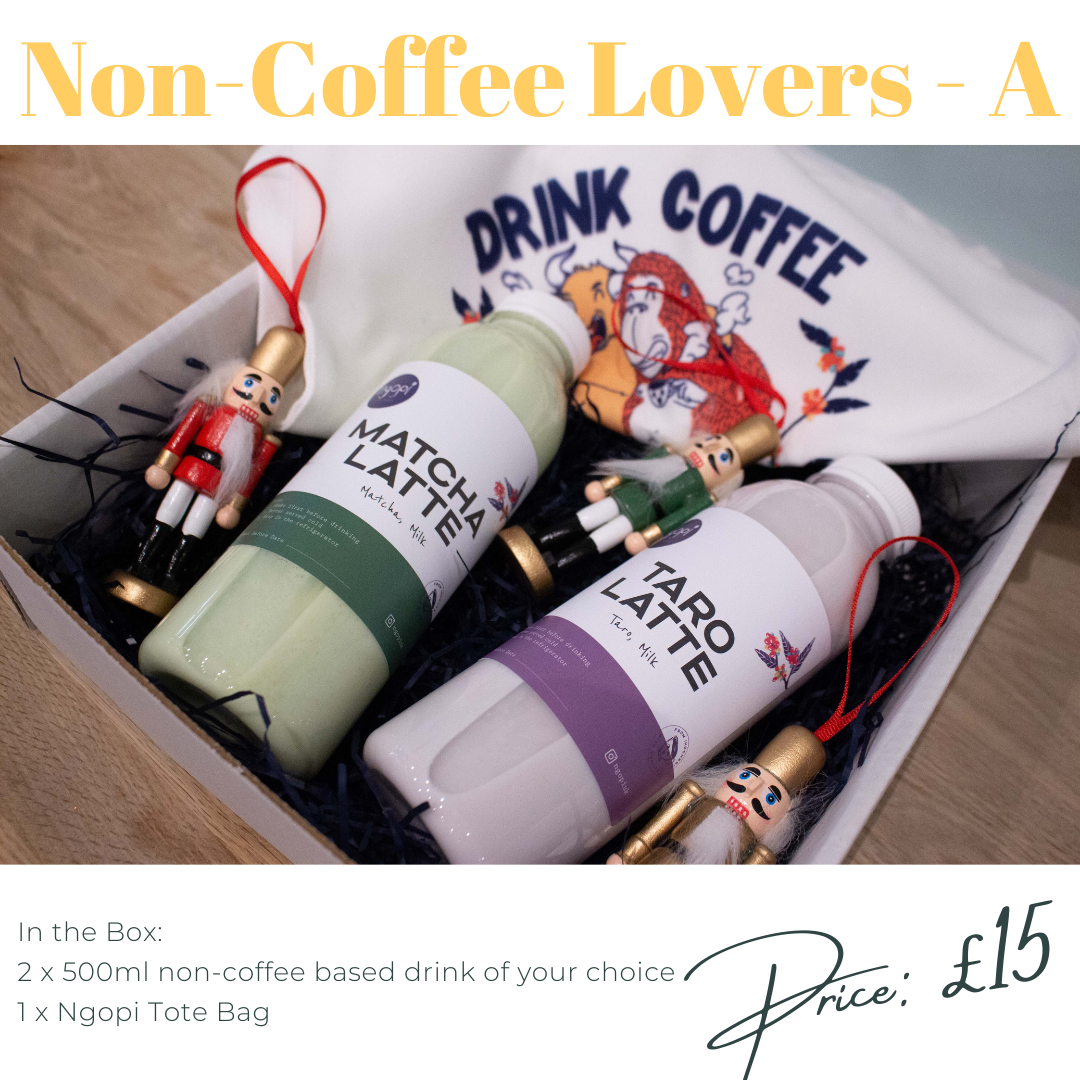 Gift Sets: NonCoffee Lovers A