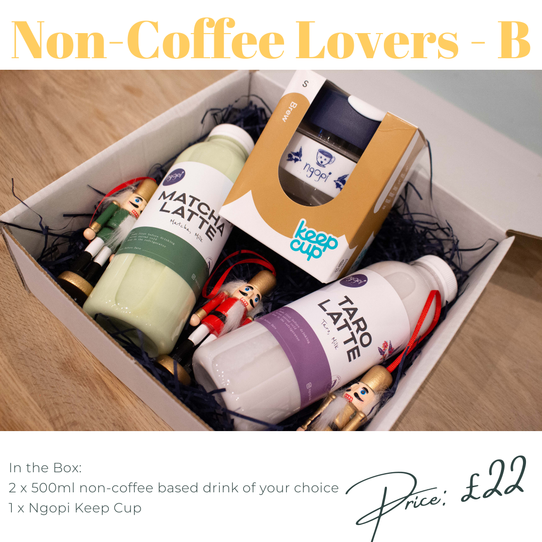 Gift Sets: NonCoffee Lovers B