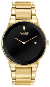 AU106256E CITIZEN® Axiom's refined yet sleek design offers a day-to-night fashion option