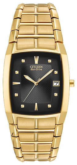 BM655252E CITIZEN® Featured in gold-tone stainless steel