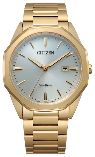 BM749257A The Corso from CITIZEN® gold-tone stainless steel bracelet