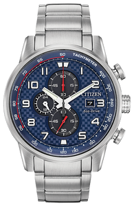 CA068057L CITIZEN®'s reinvented Primo chronograph and features Eco-Drive technology