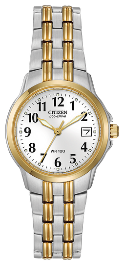 EW154453A  CITIZEN® Eco-Drive Corso collection exemplifies the phrase