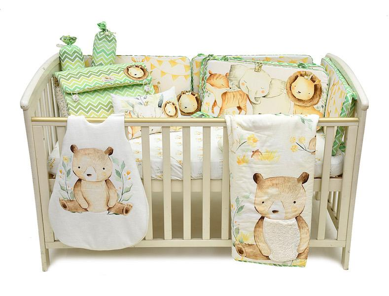 Enchanted Forest Bedding Collection