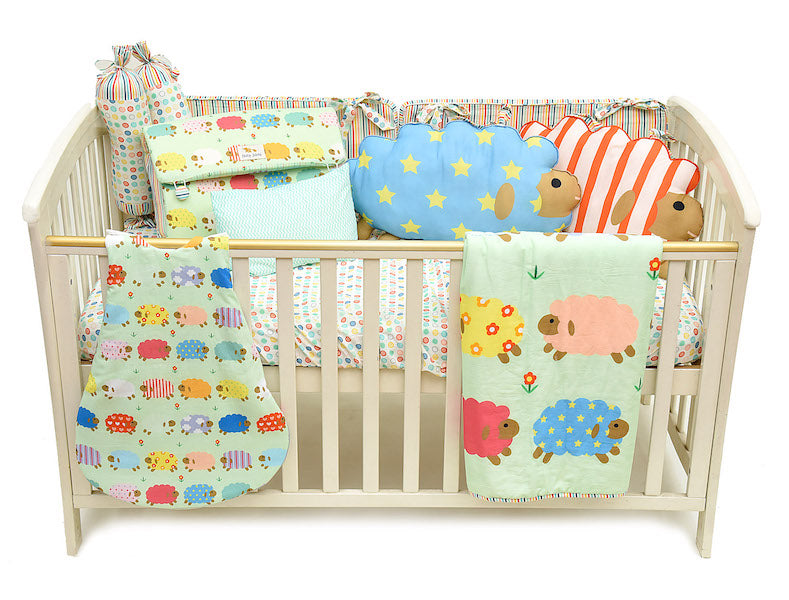 Sleepy Sheep Bedding Collection